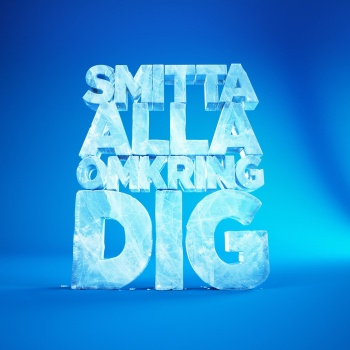 Ice text for apoteket campaign of smitta alla kring dig