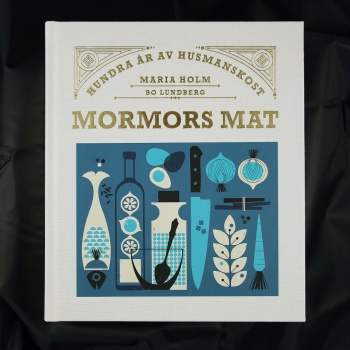 Book cover Mormors mat